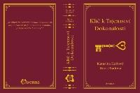Obálka knihy *Klíč k Tajemství Dokonalosti*.