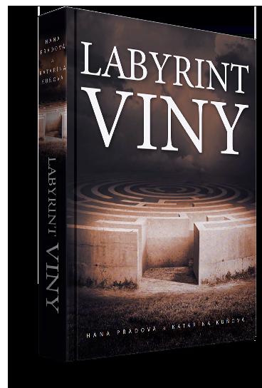 Kniha Labyrint viny